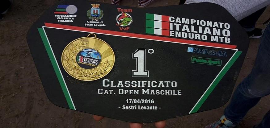 Campioni d'Italia Enduro